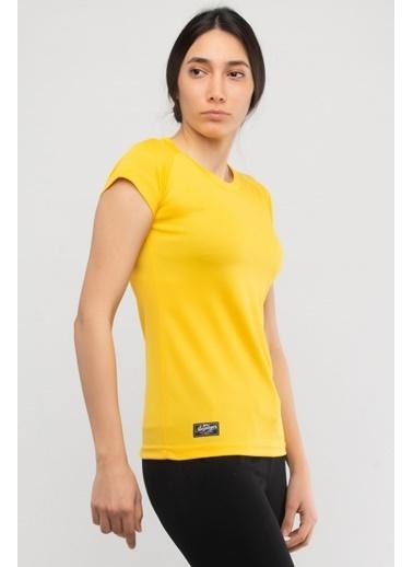 Slazenger Tişört Sarı